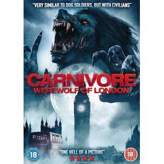 Carnivore Werewolf of London [DVD]